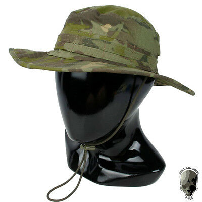 TMC Tactical Boonie Hat Camo Military Sport Outdoor Fishing Headwear Multicam CP