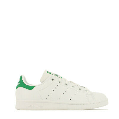 Adidas Stan Smith J Sneaker Donna M20605 Ftwr White