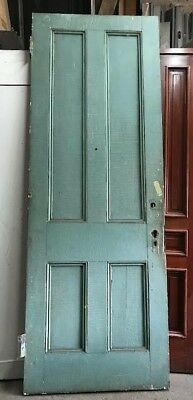 """Beautiful X-Large Solid Wood Entry Door- 36""""x100""""-Historical Salvage"""