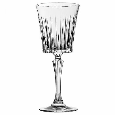 Timeless Wine Goblets 10oz / 280ml - Set of 12 - Wine Goblets, Cut Glasses