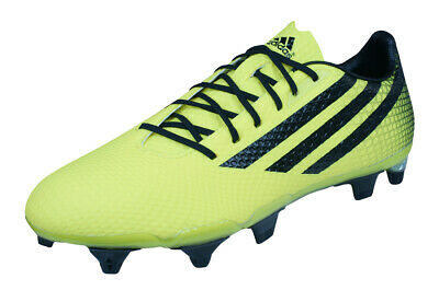 competitive price 51fa8 7a0f2 adidas Crazyquick Malice SG Bottes De Rugby Pour Hommes Terrain Gras Jaune