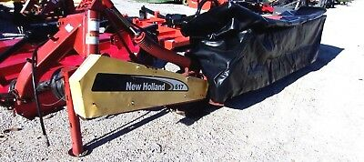 Used New Holland 617-- 9 Ft Disc Mower,  Can ship @ $1.85 per mile.