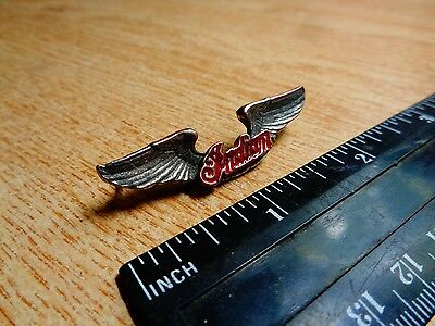 Vintage Indian Motorcycle Wings Factory Jacket Dealership Vest Badge Hat Shirt