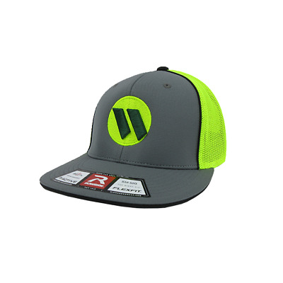 Worth Hat by Richardson (R165) Graphite/Volt/Graph/Blk/Volt SM/MD