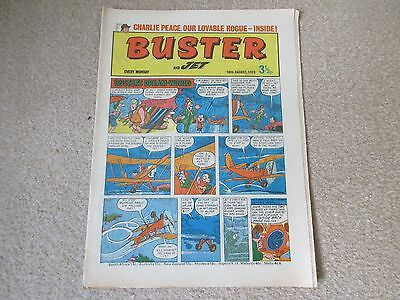 BUSTER COMIC- August 18th 1973, Very  good condition