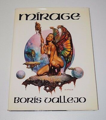 Mirage, Boris Vallejo, 1982