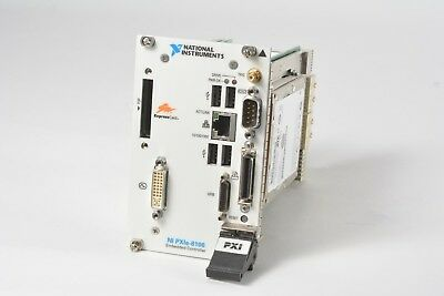 National Instruments NI PXIe-8106 Embedded Controller