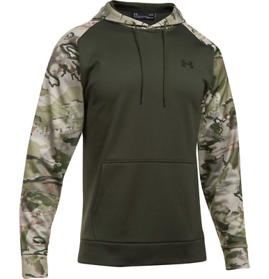 Under Armour Men's Storm Fleece Camo Hoodie, Various Colors & Sizes