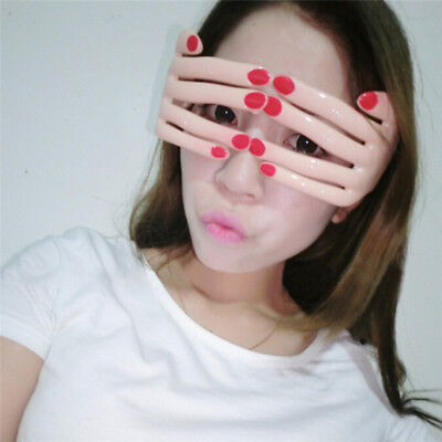Hands Cover Eyes Glasses Fun Party Glasses Hand Shaped Glasses Funny Glasses*~*