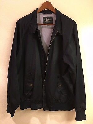 Brooks Brothers Country Club dark navy blue jacket (size: XL) - great condition!