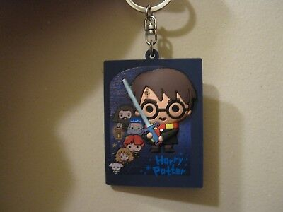 HARRY POTTER COLLECTORS KEYRING SERIES 3 EXCLUSIVE A RARE KEY RING blind pack