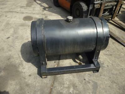 Hydraulic Tank reservoir  Good size and good condition on metal base