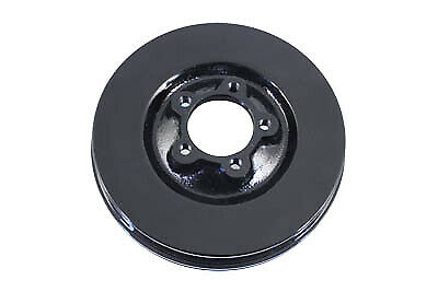 Front Brake Drum Black,for Harley Davidson,by V-Twin