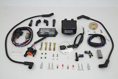 EXTERNAL IGNITION MODULE Single Fire Complete Kit,for Harley
