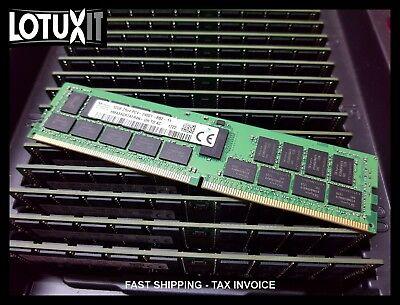 Hynix 32GB 2Rx4 PC4-2400T RDIMM ECC Registered DDR4 Dell R730 R630 PC4-19200R