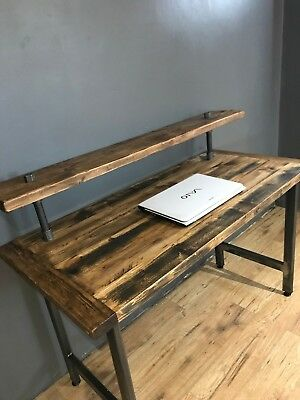 Reclaimed Wood Pc / Writing Desk / Dressing Table
