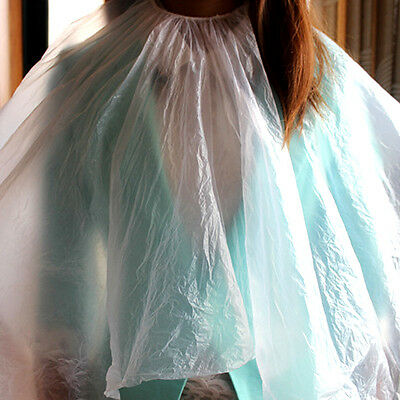 10/50/100pcs Super Salon Barber Hair Cutting Disposable Cape Shawl 100*100cm SH