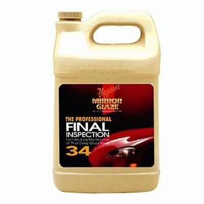Meguiars Final Inspection (34) 16 oz/473 ml M3416 Free Shipping!