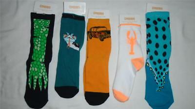 NEW Lot of Boys Gymboree Socks Size S (shoe size 11-12) 2017 Line MSRP $34 NWT