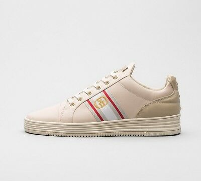 Mens Glorious Gangsta Lithium Stone//White Trainers RRP £59.99