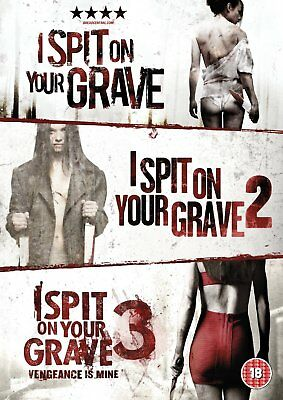 I Spit On Your Grave/I Spit On Your Grave 2/I Spit On Your Grave3 (DVD)