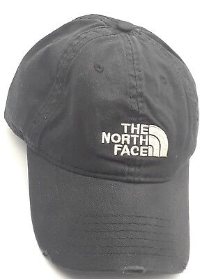 The North Face Hat Baseball Cap Women or Men black Color Strap Back Winter Cap