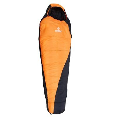Super-K Outdoor Waterproof Mummy Winter Sleeping Bag with Bag for Camping Hiking