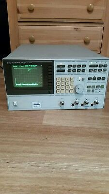 HP 3577A Network Analyzer 5Hz-200MHz