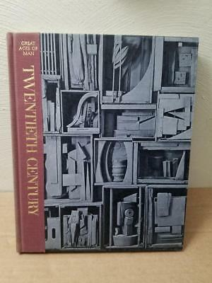 Time Life Great Ages Of Man 1968 Book: Twentieth Century Clean Condition