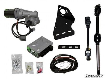 SuperATV EZ-Steer Power Steering Kit for Polaris Ranger Fullsize XP 570 (2015+)