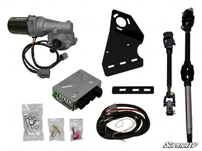 SuperATV EZ-Steer Power Steering Kit for Polaris Ranger XP 900 / 1000 / Diesel