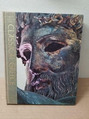 Time Life Great Ages Of Man 1965 Book: Classical Greece Good Condition