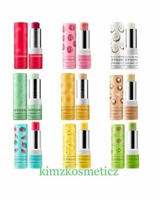 SEPHORA COLLECTION Lip Balm & Scrub ❤CHOOSE YOUR BALM❤ New & Sealed!!