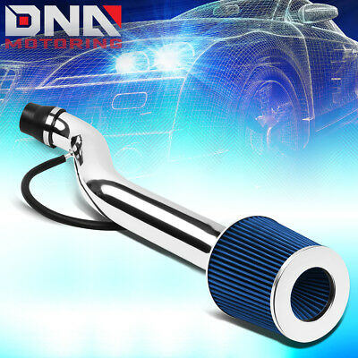 FOR 1988-1991 HONDA CIVIC//CRX ENGINE SHORT RAM AIR INTAKE SYSTEM+BLUE FILTER