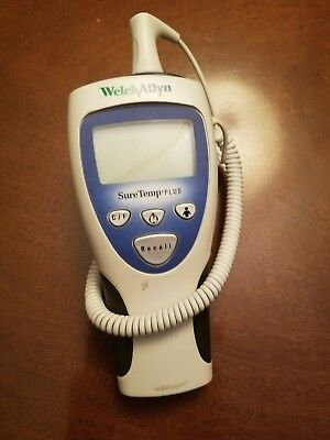 Welch Allyn 692 Suretemp Plus Thermometer Medical