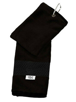 Glove It Towel Black Mesh