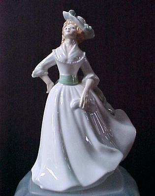 "Royal Doulton Figurine Margaret  HN 3496   7-1/2"" tall  Mint Condition"