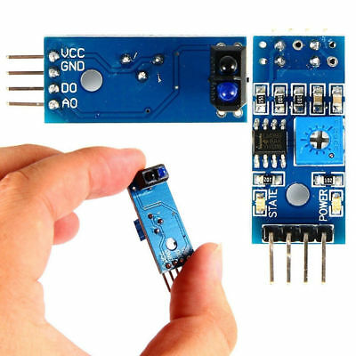 Tracing Module Obstacle Avoidance Module Tracking Sensor Infrared Reflection
