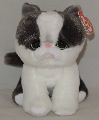 2018 TY BEANIE Babies YANG the Cat 6