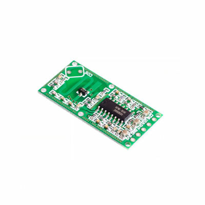 Microwave Radar Induction Switch Module Intelligent Sensor Probe Body Induction