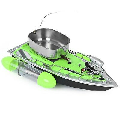New Wireless Remote Control RC Fishing Bait Lure Boat Fish Finder Boat -UK STOCK