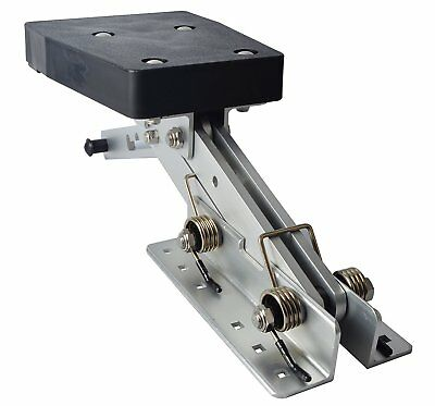 Outboard 2 Stroke Kicker Motor Bracket 7.5-20hp for Heavy Duty Aluminium Marine