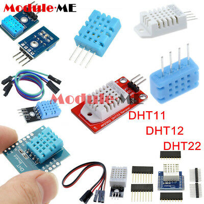 DHT11/12/22 AM2302 Temperature&Humidity Sensor Module Replace SHT11/15