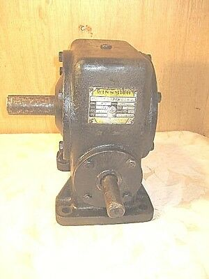 Vintage Winsmith Gear Reducer - Model 5Cb - 15:1 - Dated 3-15-1957