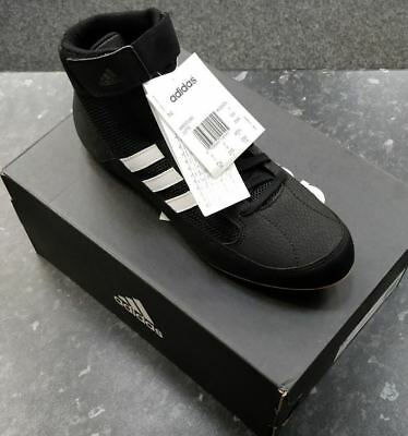 Adidas HVC Boxing Boots- Black- Size 7