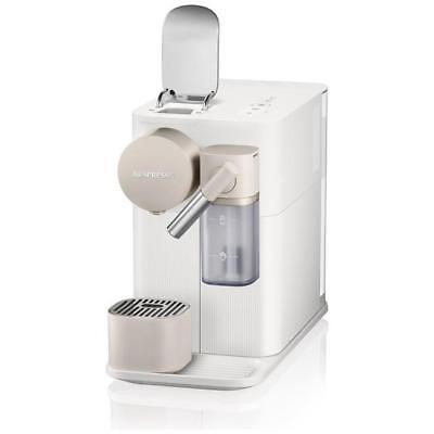 DeLonghi Nespresso EN500.W Lattissima One, Silky White