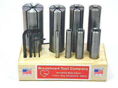 Expanding Arbor Set  8 Pc. Original American Made