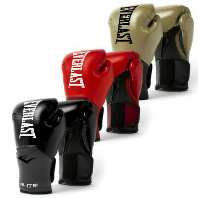 Everlast Boxhandschuhe NEW! Elite 2 Pro Style Training 8 10 12 14 16 oz Training