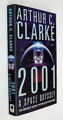2001 A Space Odyssey by Arthur C. Clarke (Paperback, 1990) 9781857236644 New