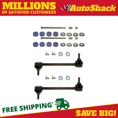 New Set of 4 Front & Rear Stabilizer Sway Bar End Links fits Buick Chevy Pontiac